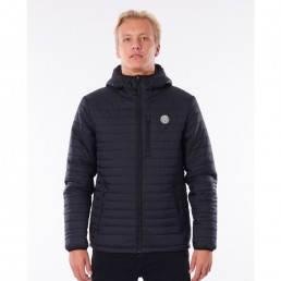 Rip Curl Melting Jacket Black, Anti Series, water repellent, wind proof