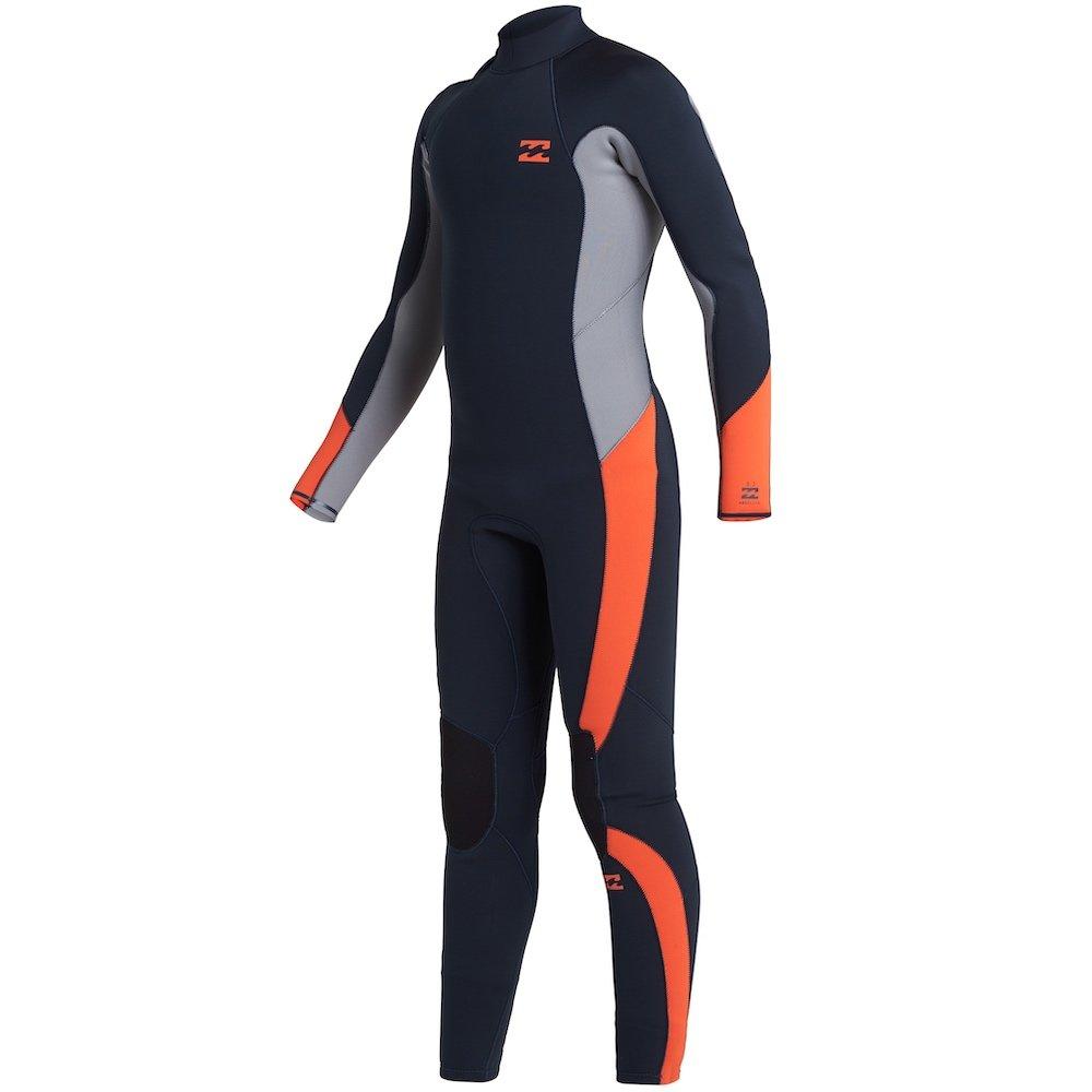 Billabong Kids 5/4 winter wetsuit. Junior, grom, surf neoprene steamer