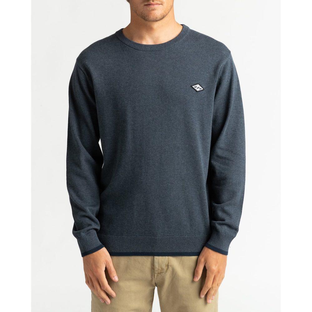 Billabong All Day Sweater Black Heather