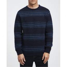 Billabong chunky sweater kodari navy stripe jumper warm winter sweatshirt
