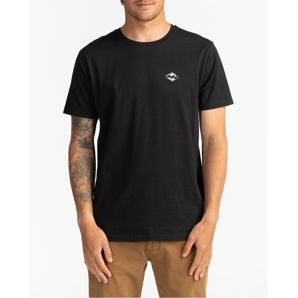 Billabong surf report tshirt. mens black tee