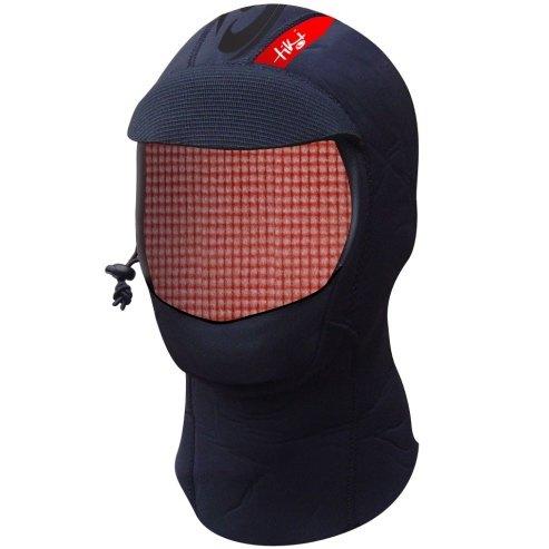 Tiki Neoprene 4mm Pro Hood Winter wetsuit hat hood cap 5mm 3mm 2mm billabong oneil cskins ripcurl need essentials isle of wight surf surfing uk