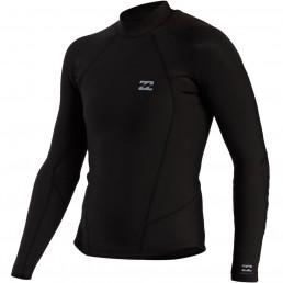 Billabong Absolute 202 2/2mm Wetsuit Jacket Black